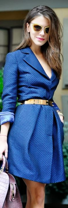 Gorgeous Royal Blue | The House of Beccaria   Via