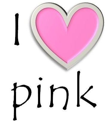 pink heart, I love pink, eventsojudith