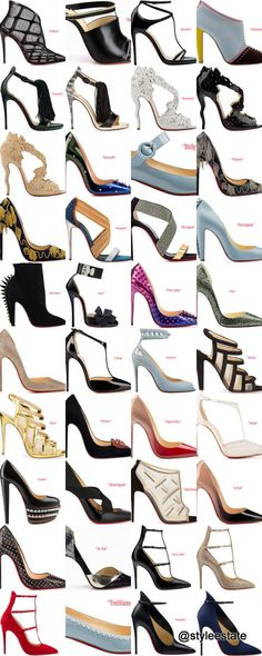 Top 40 Louboutins For Fall 2015