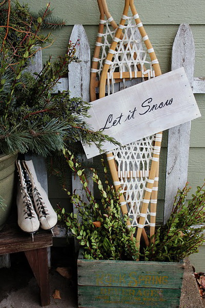 Check out our favorite festive outdoor Christmas displays from around the country to get ideas for your home.-- Stunning Outdoor Christmas Displays by HGTV