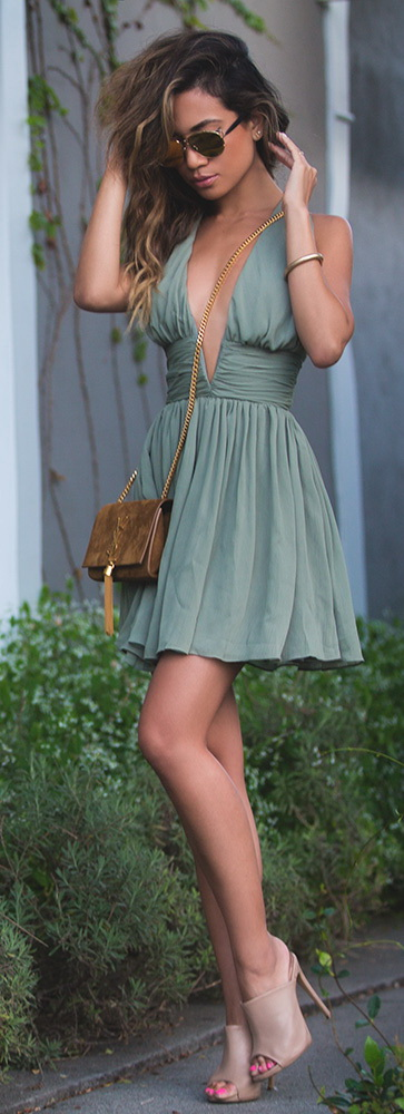 Saboskirt Amanjena Dress