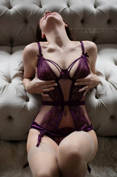"""The best thing I got from shooting with Jen and Kelly, was the experience of feeling beautiful. You get to see yourself in a new light, and you get to relax and be you in front of the camera."" ~ Miss V