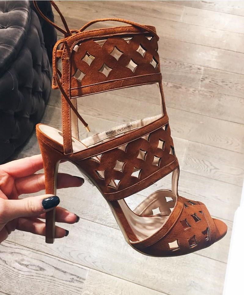 Heels by  @riverisland