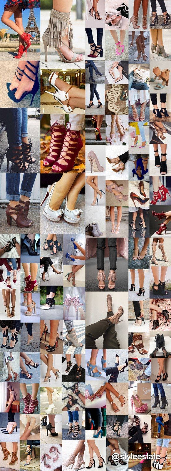 101 Chic Designer Heels Are Trending Hot Right Now