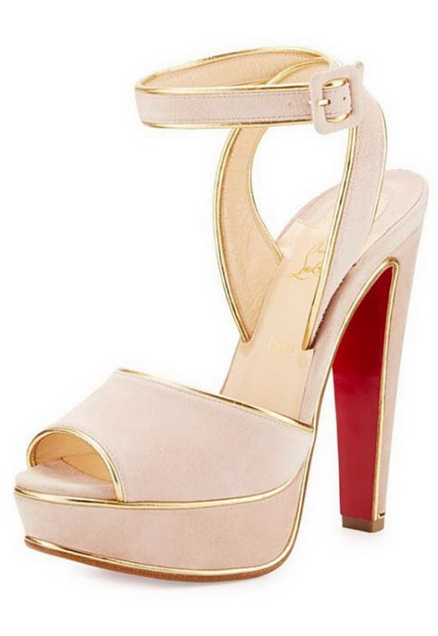 Louboutin Louloudance #sandals #heels