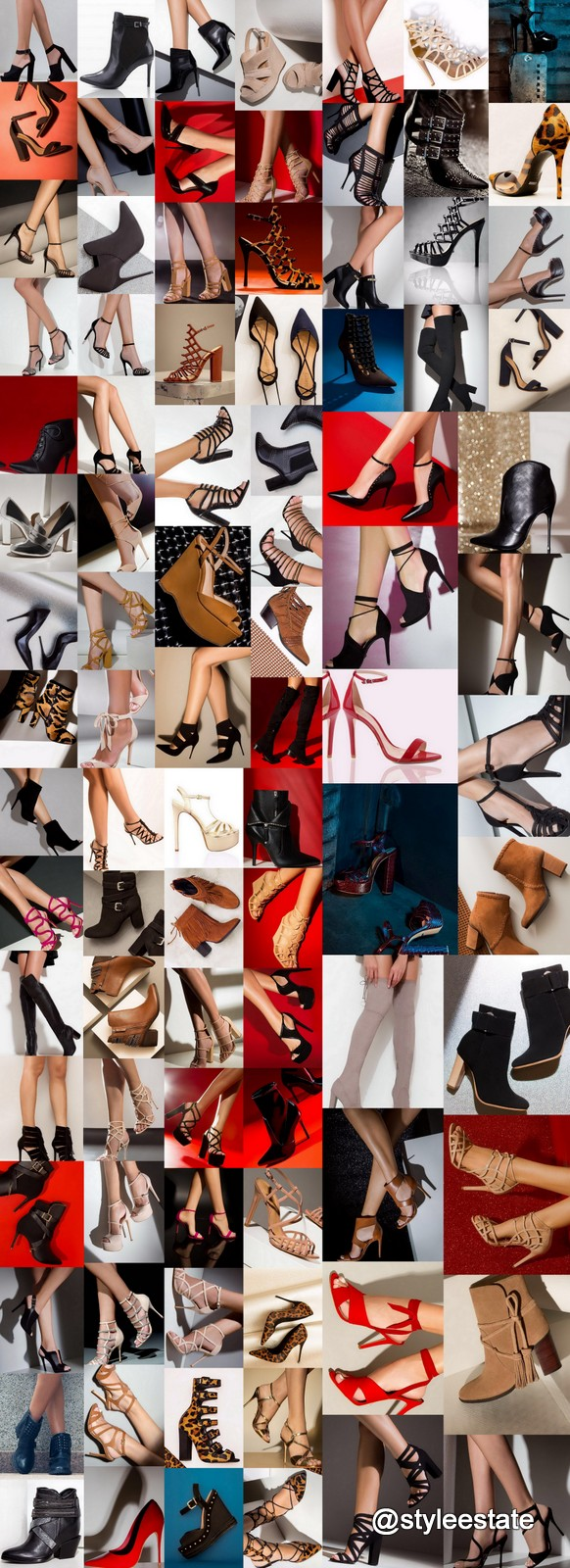 These 91 #sexyheels 👠@schutzofficial will lift you🆙 this🍁❄️2016