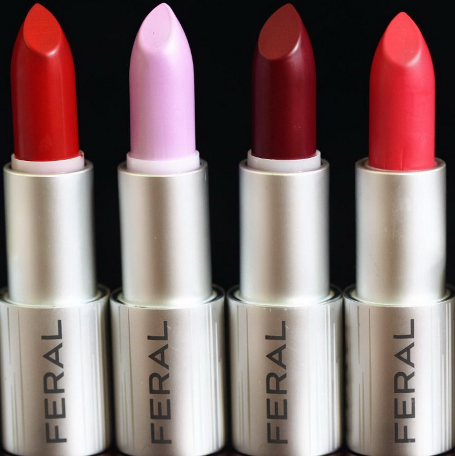 ❤️💄💋 @feralcosmetics obsession!