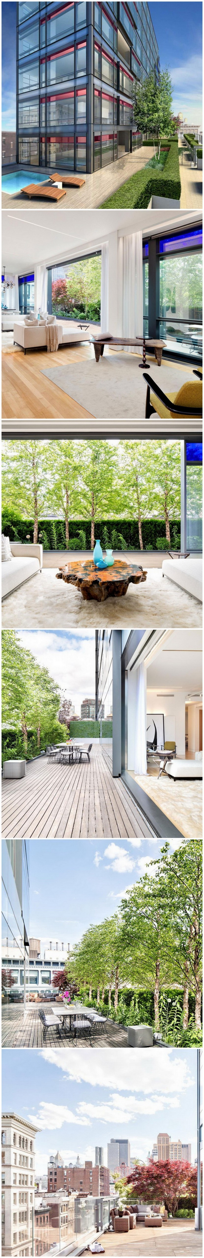 Elegant SoHo NY Penthouse - The Jewel of 40 Mercer