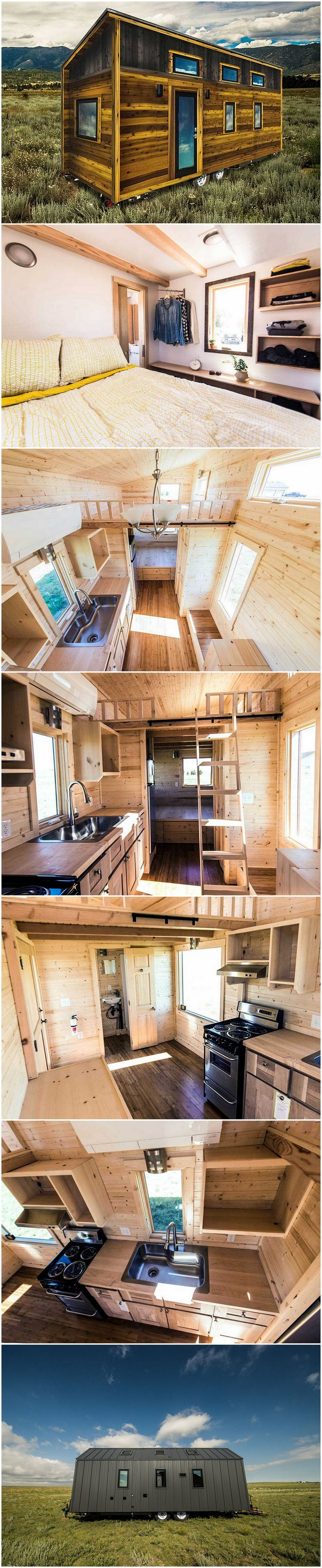 Roanoak RV Tiny House Plans