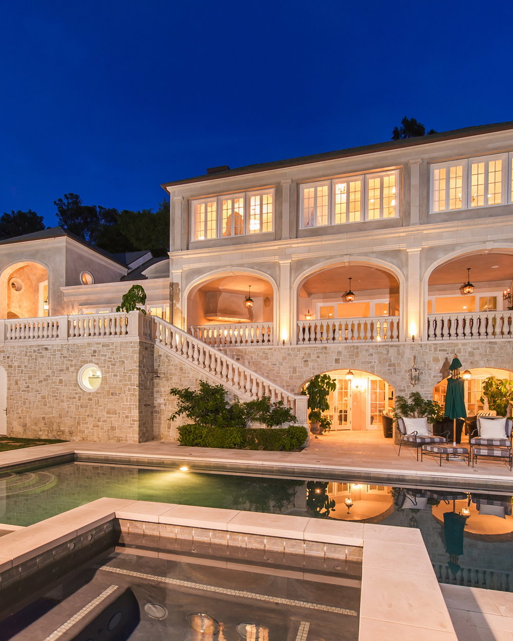 100 stunning mansion dreams homes style estate for Pacific palisades luxury real estate