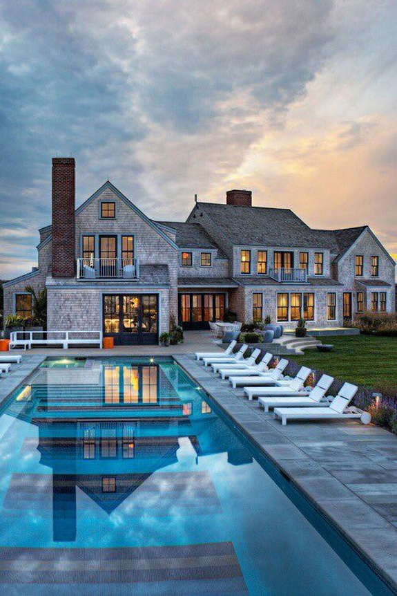 100 stunning mansion dreams homes style estate for Building our dream home blog