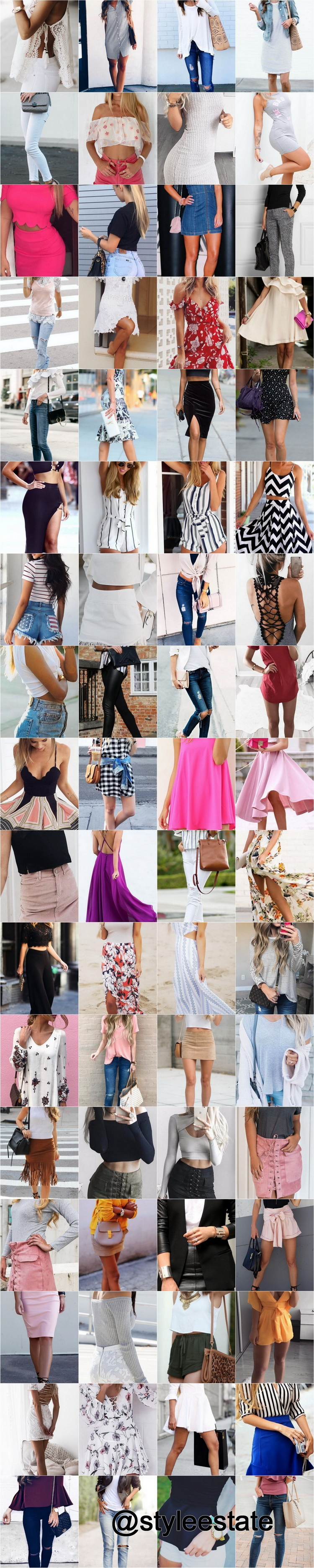 70+ Trending Summer Outfits To Check Out