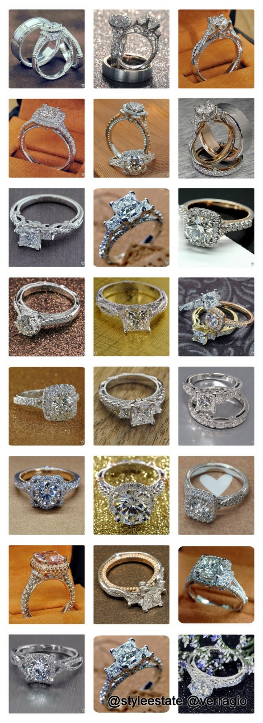 101 Stunning Verragio Engagement Rings