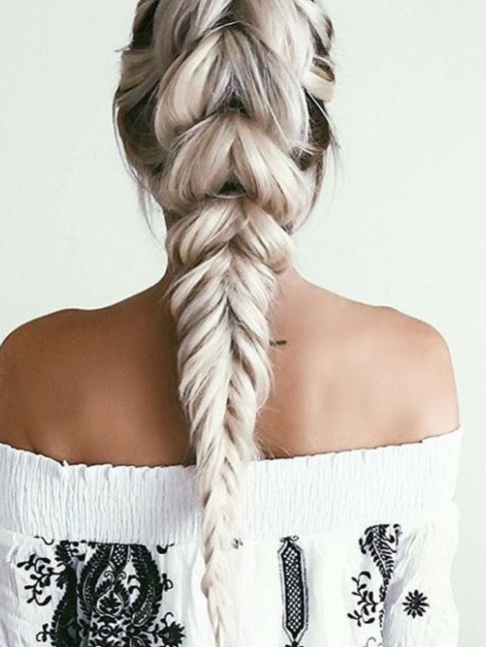 These are the hottest trending braided hair styles on Pinterest right now.