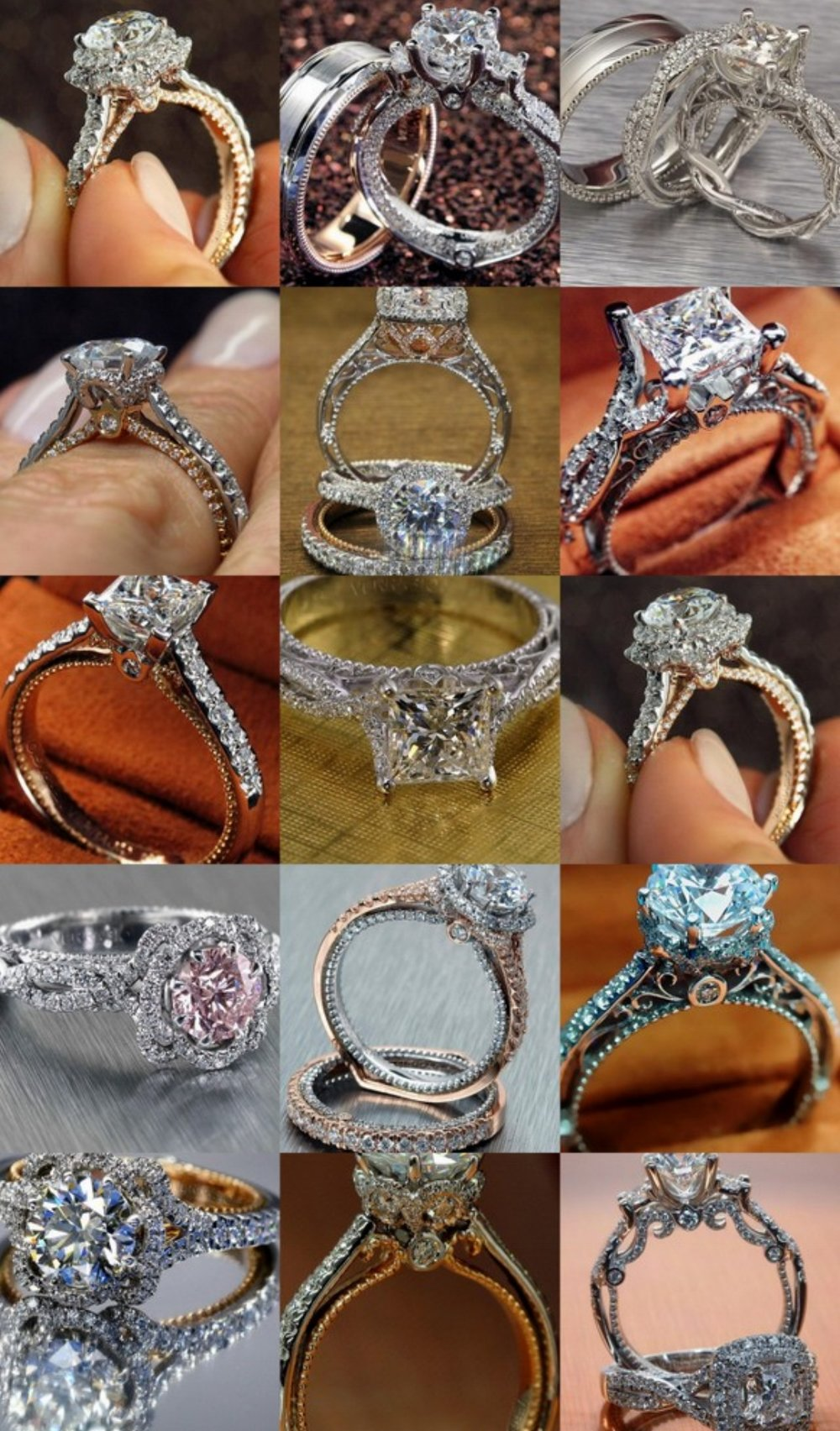 29 Stunning Verragio Diamond Engagement Rings