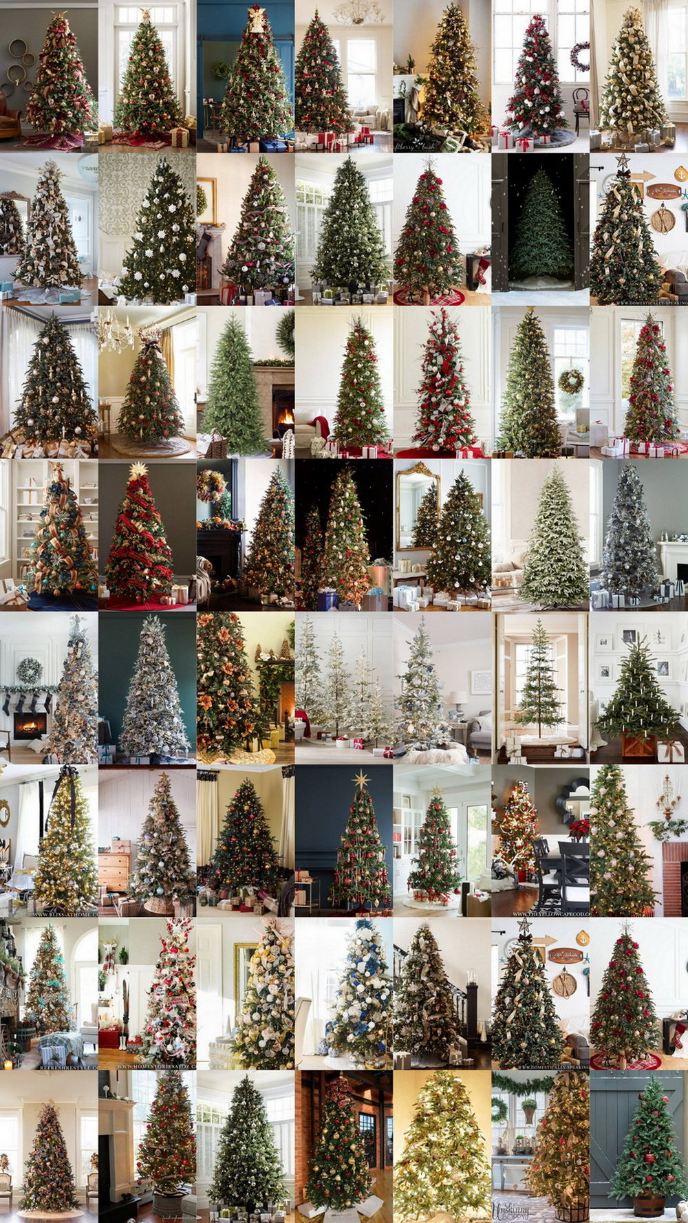 54 Magical Christmas Trees @BalsamHill That Are Utterly Breathtaking