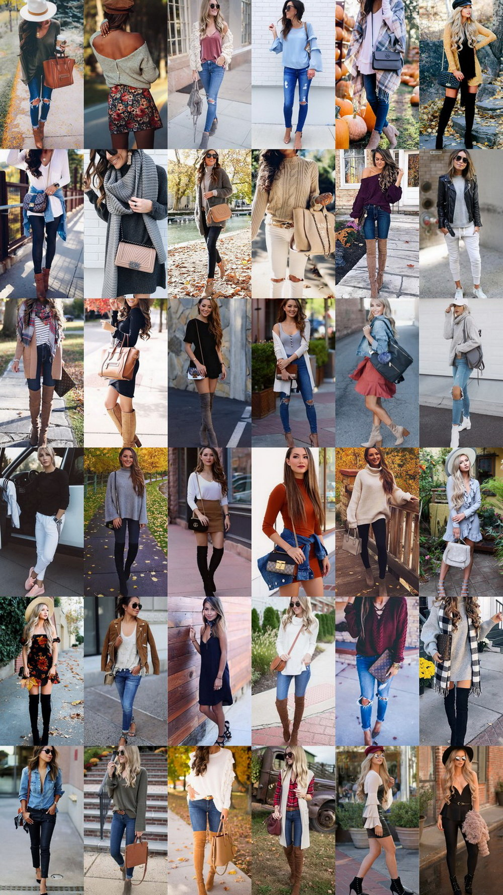 What's Trending: 37 Stylish Outfits F/W