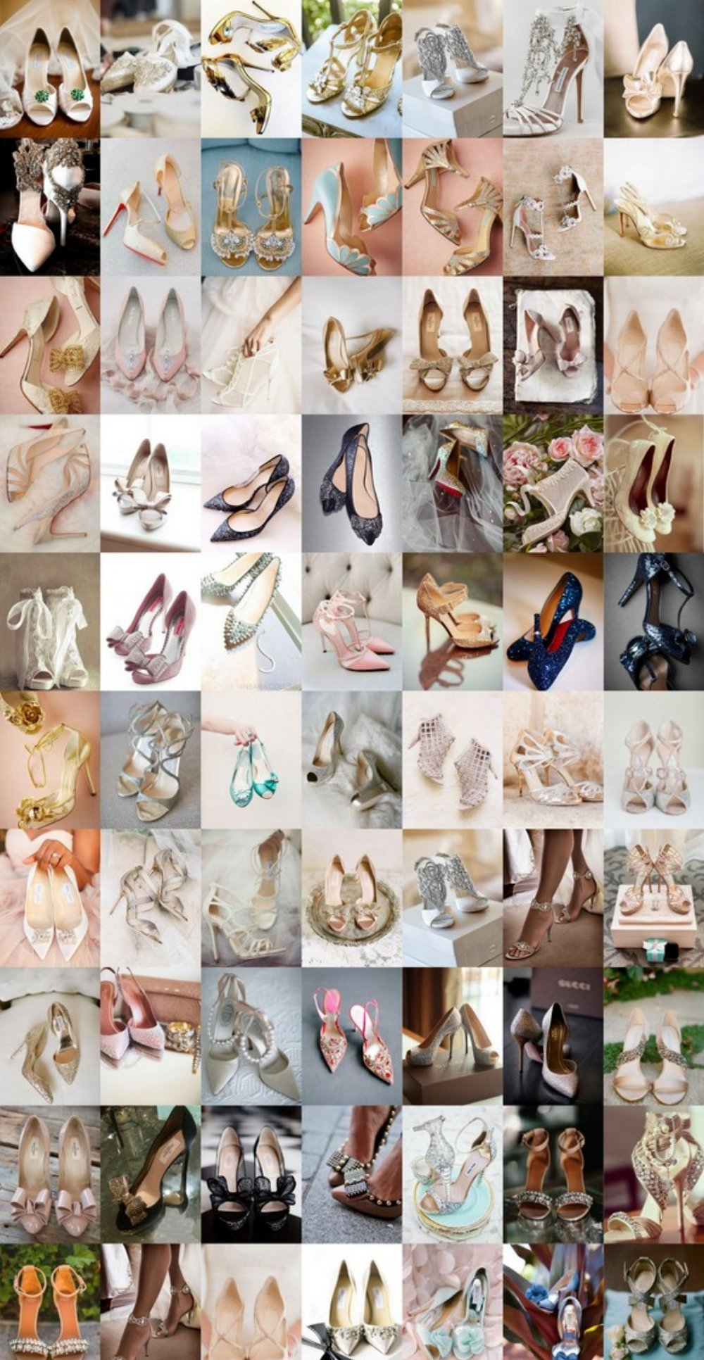 101 Absolutely Stunning Wedding Shoes