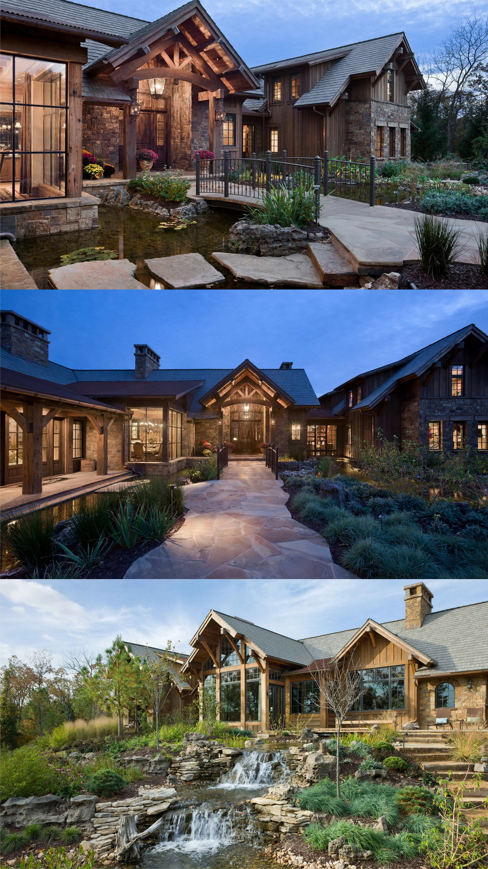 Chimney Rock Residence by Locati Architects