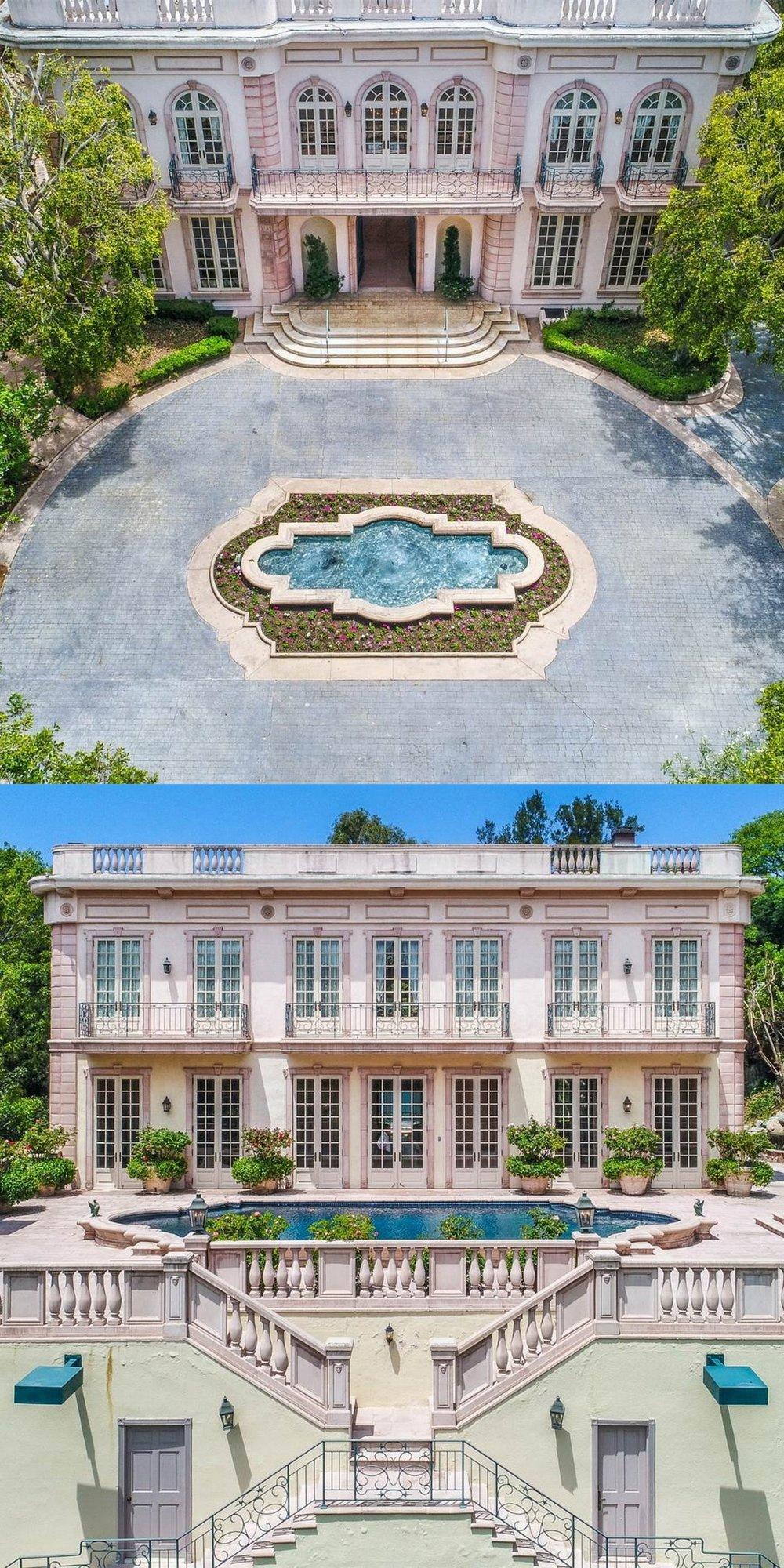 🌹 Le Chateau Rose - Bel Air
