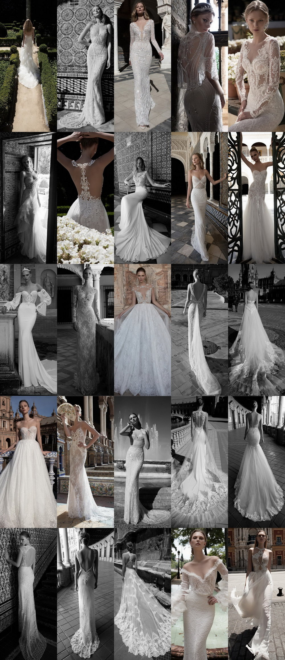 Stunning and Regal Wedding Dresses by Alon Livne