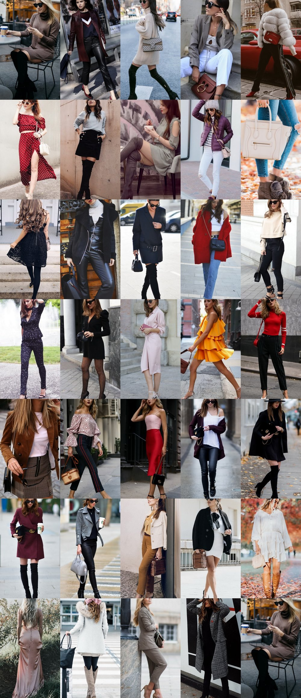 ❄️What's Trending: 34 Chic Outfits