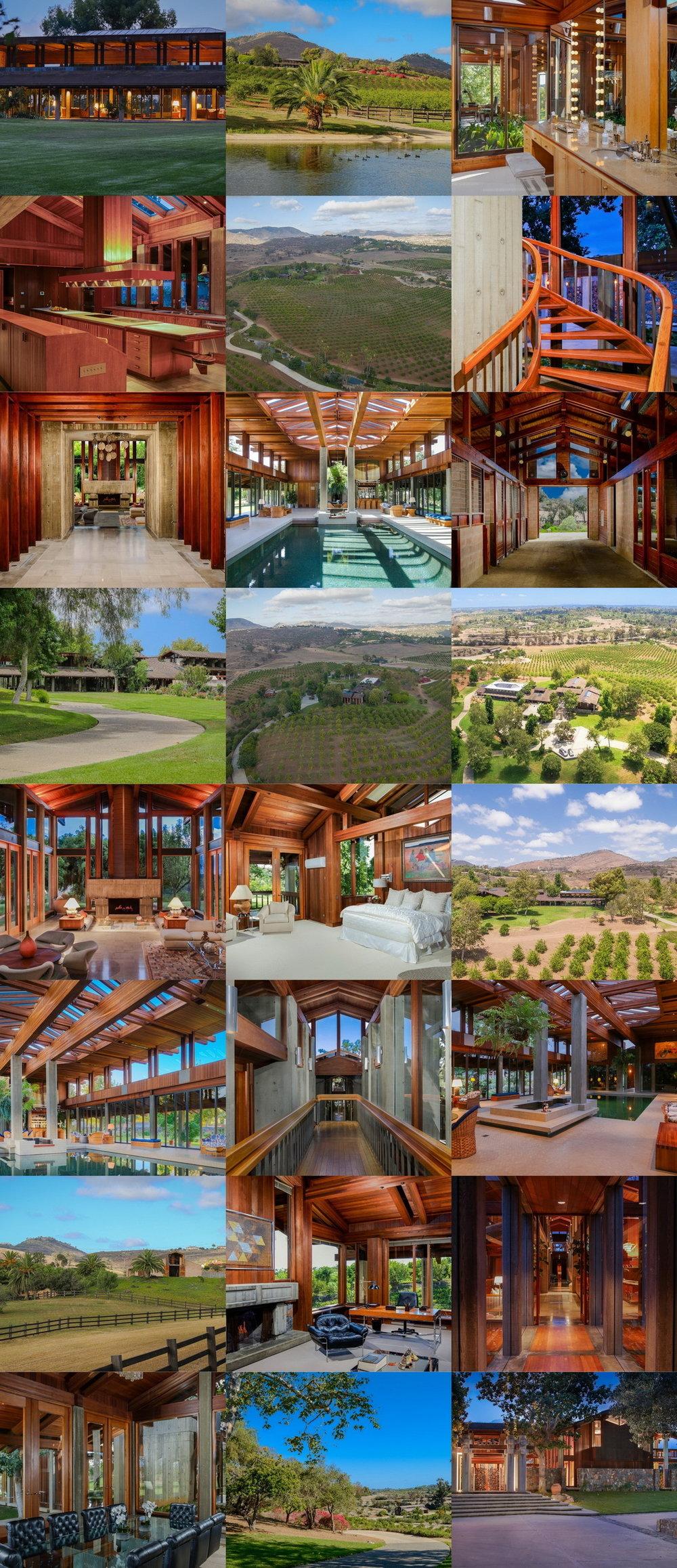 Del Dio Ranch - Rancho Santa Fe, California