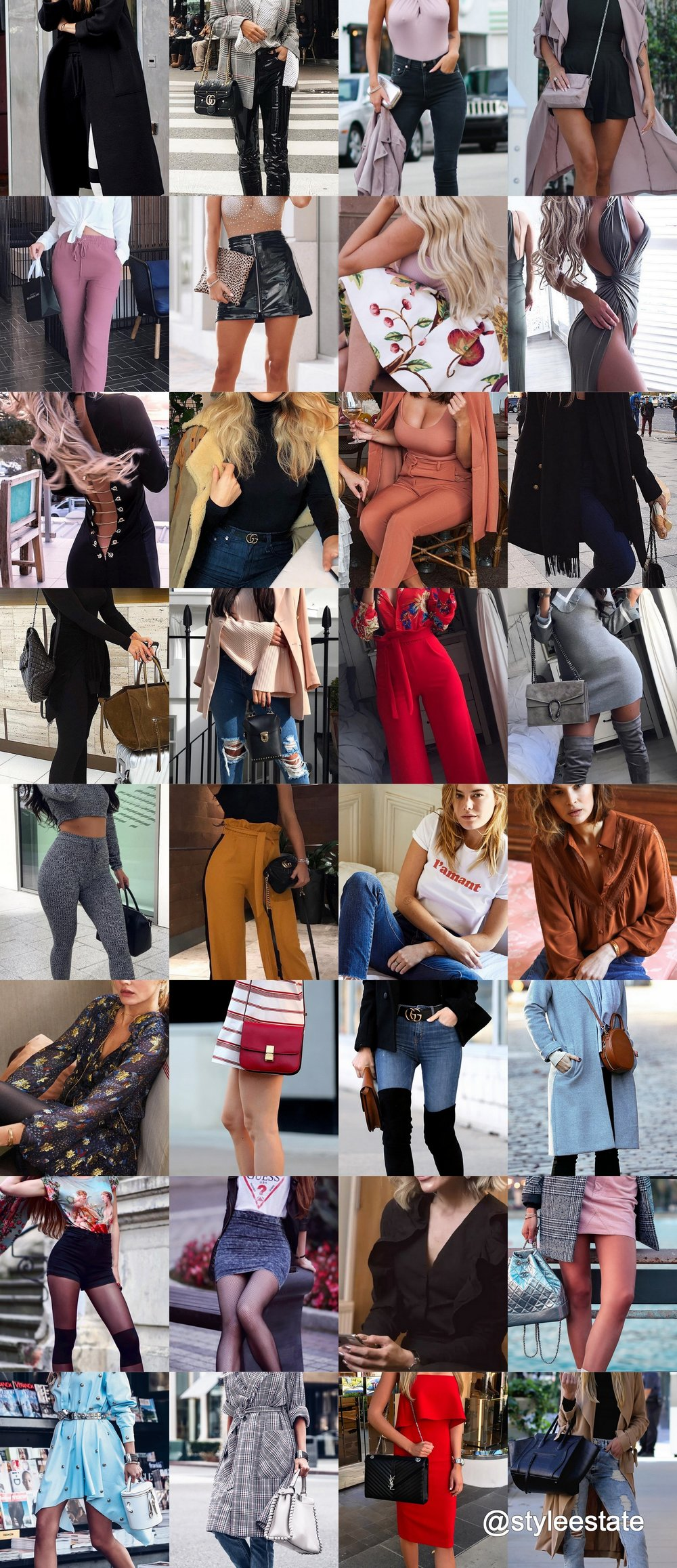 Trending Styles - 33 Outfits Ready To Be Taken!