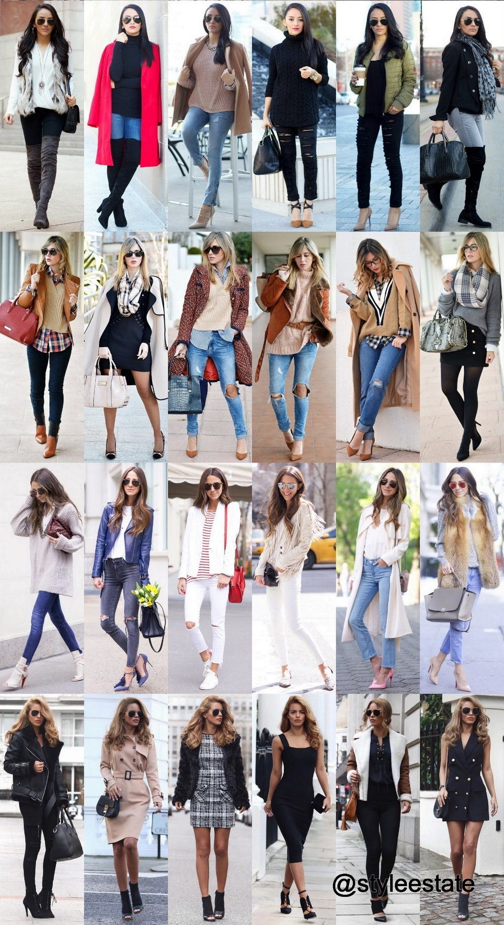 Fashion Trends Daily - Winter Outfit Inspiration