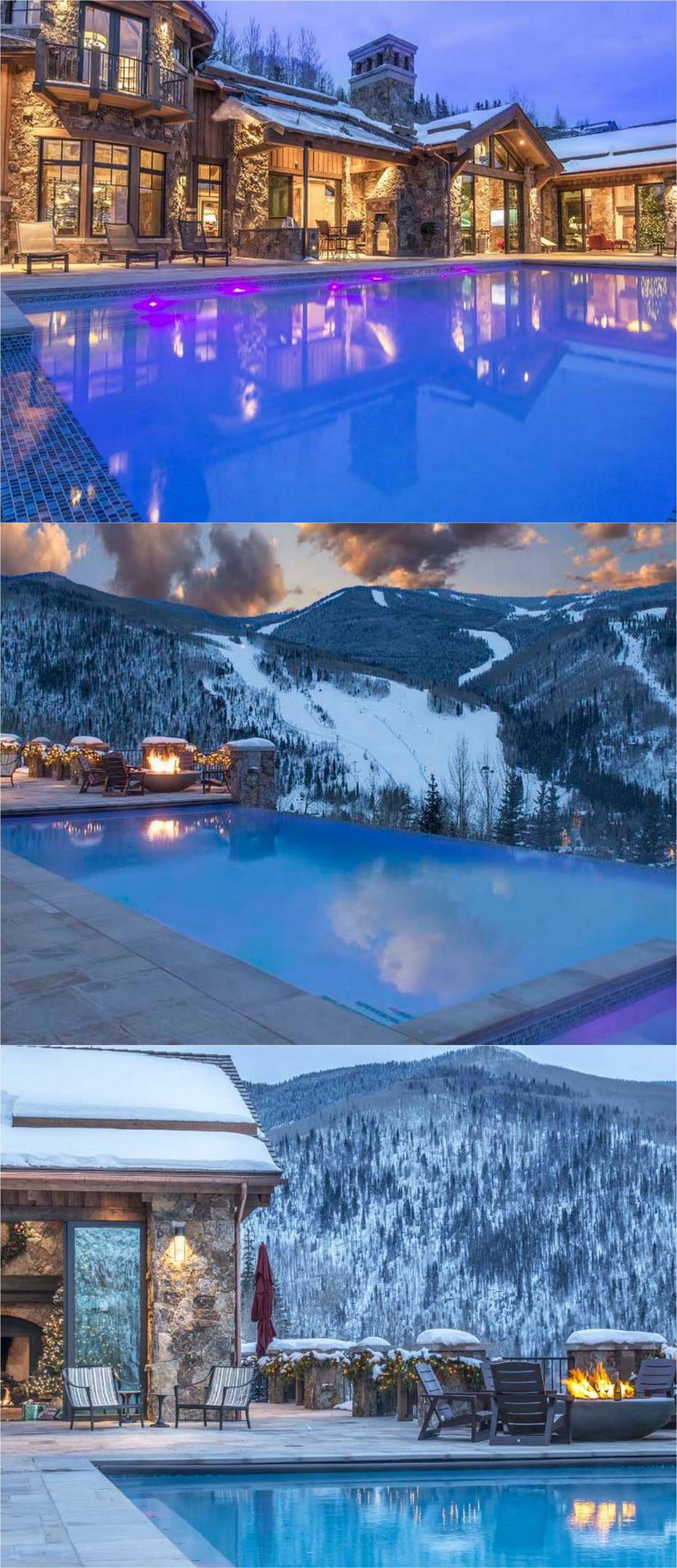 Vail Ski Getaway by RMT Architects