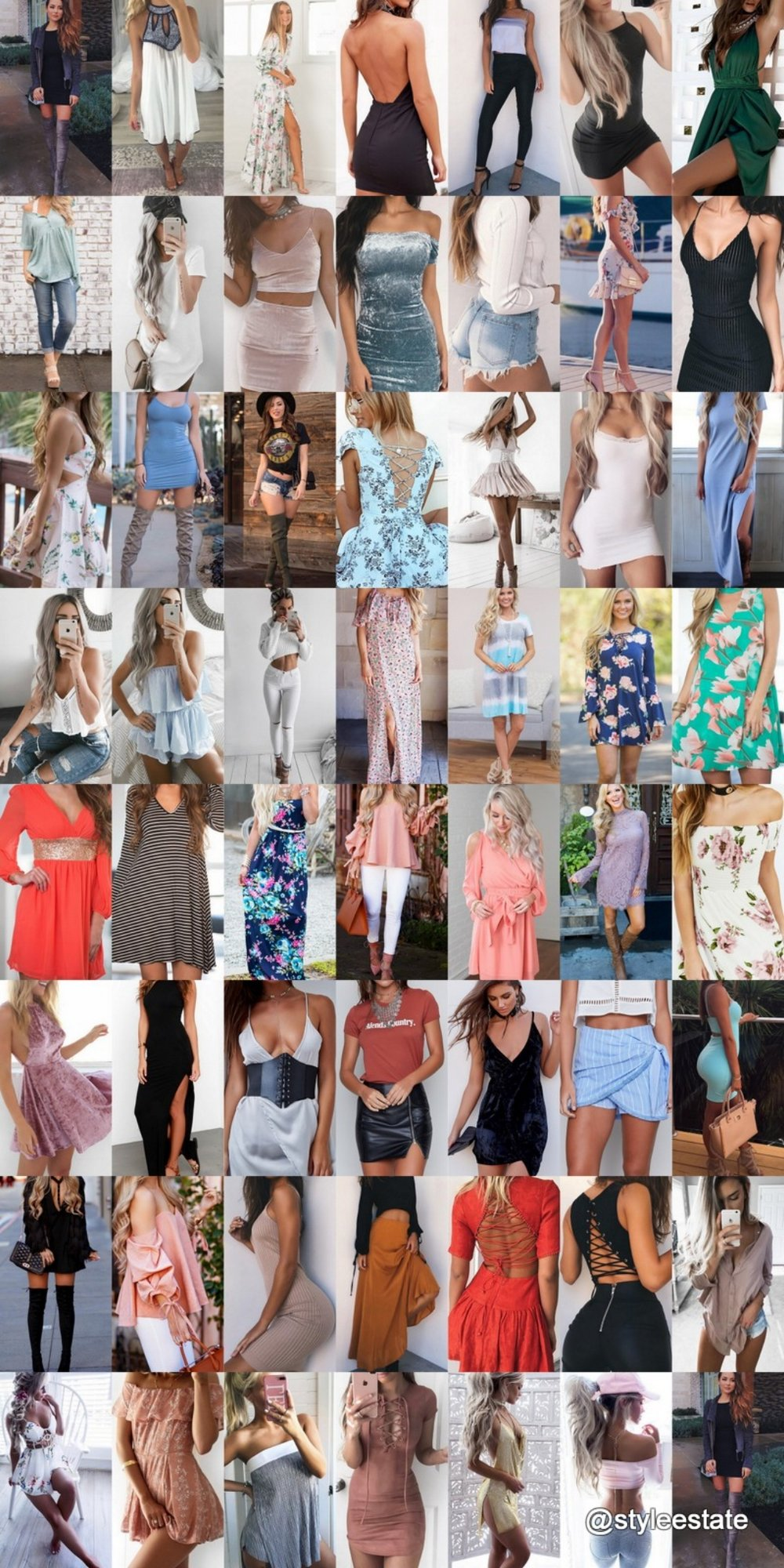 ☀️ 75 Cute Outfits To Try On Now ✅