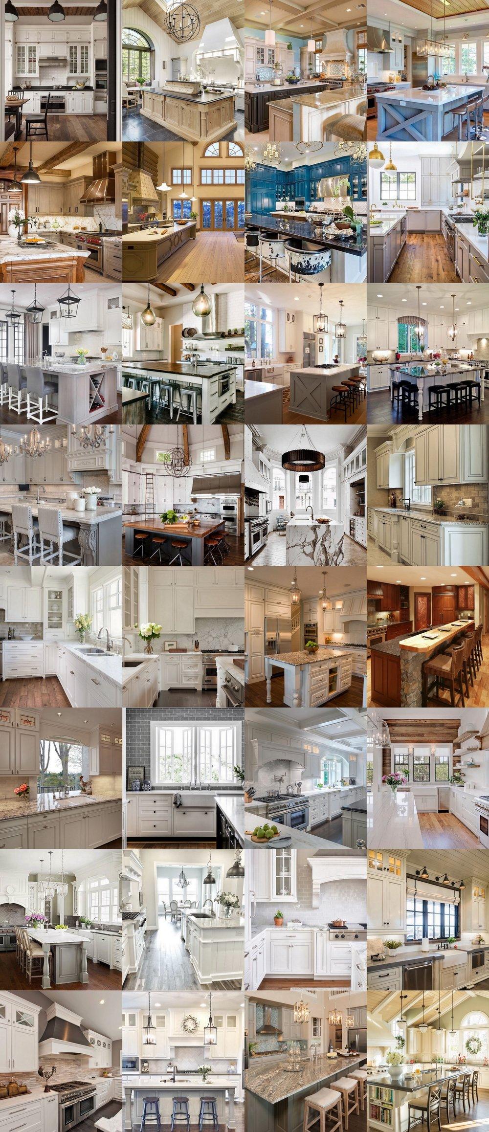 31 Ultra Stylish & Popular Kitchen Designs