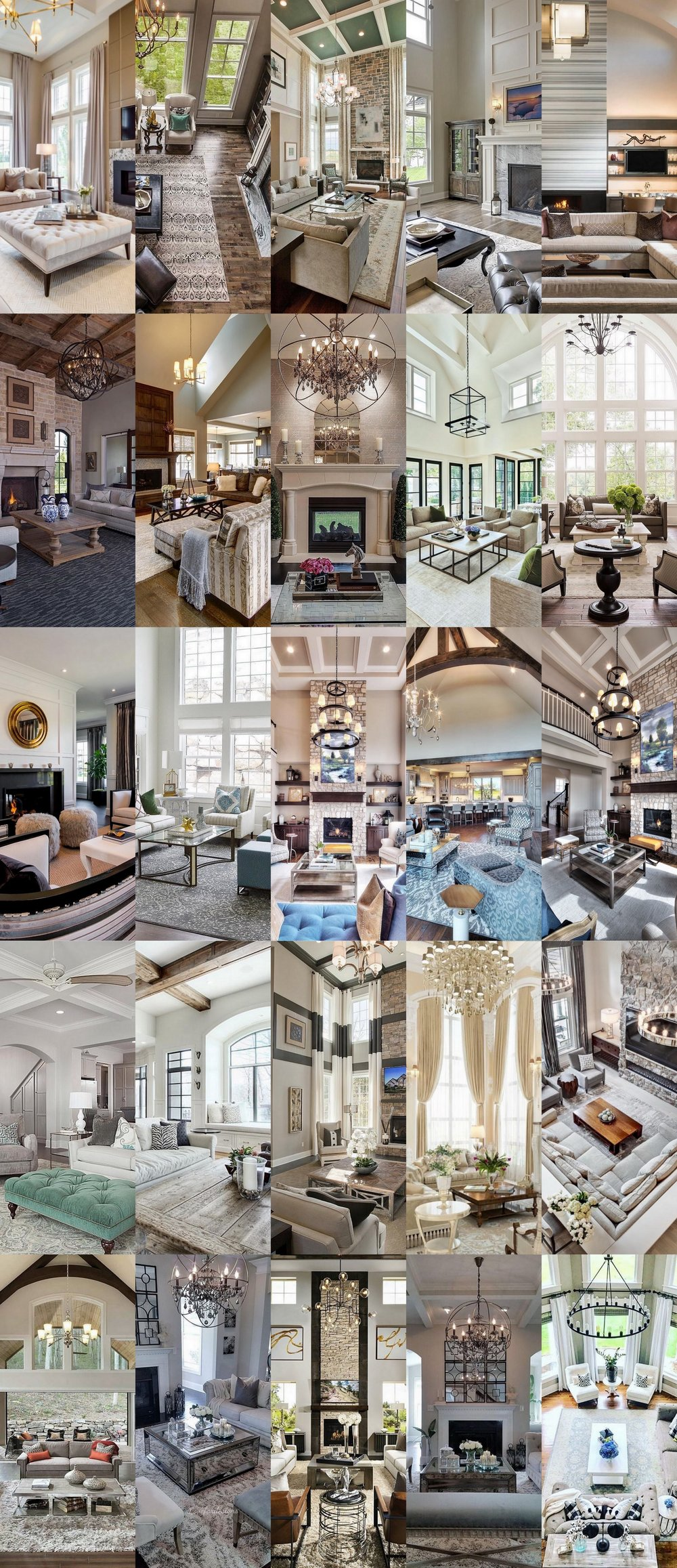 25 Ultra Stylish & Popular Living Room Designs
