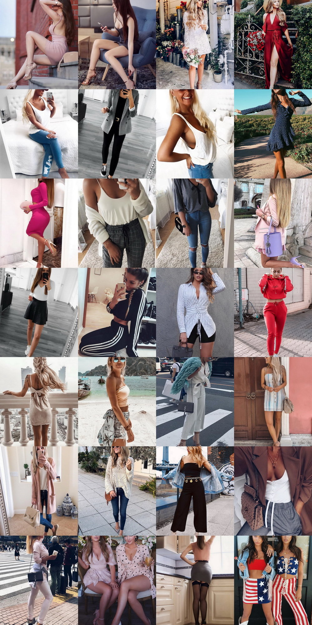 28 #Outfits Do You Even Know How Bad I Want You?