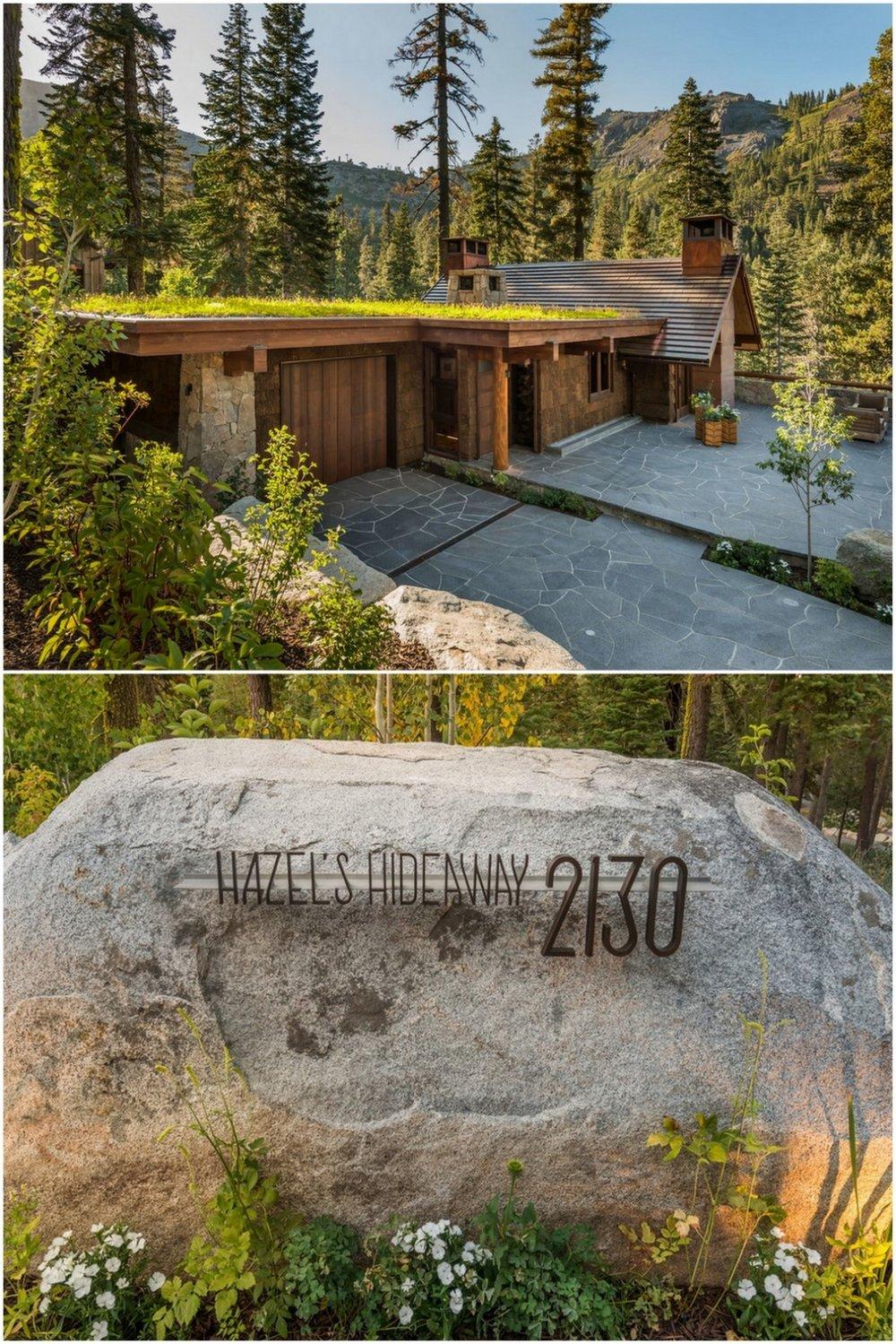 Check out OOE - Hazel's Hideaway - Alpine Meadows, CA by OOE Design
