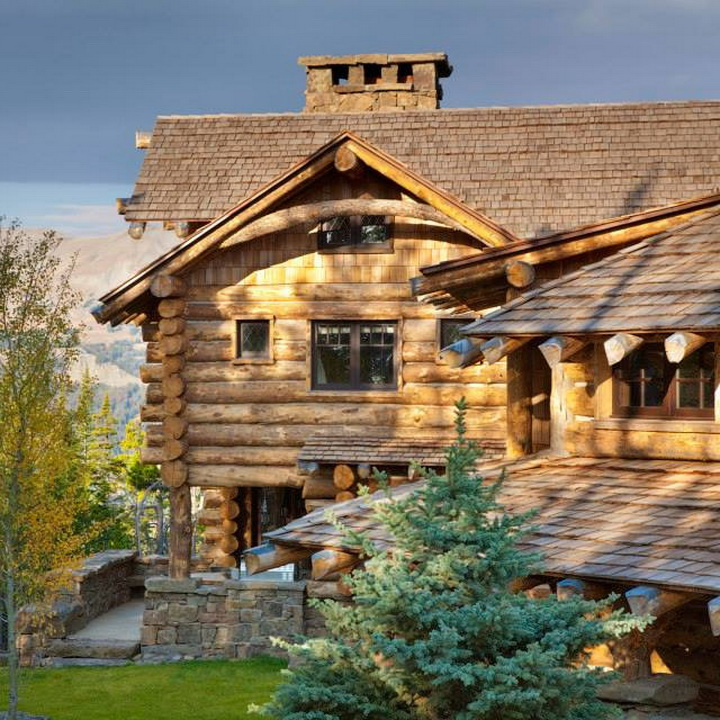 The Pointe, Yellowstone Club, Big Sky, MT by Lohss Construction