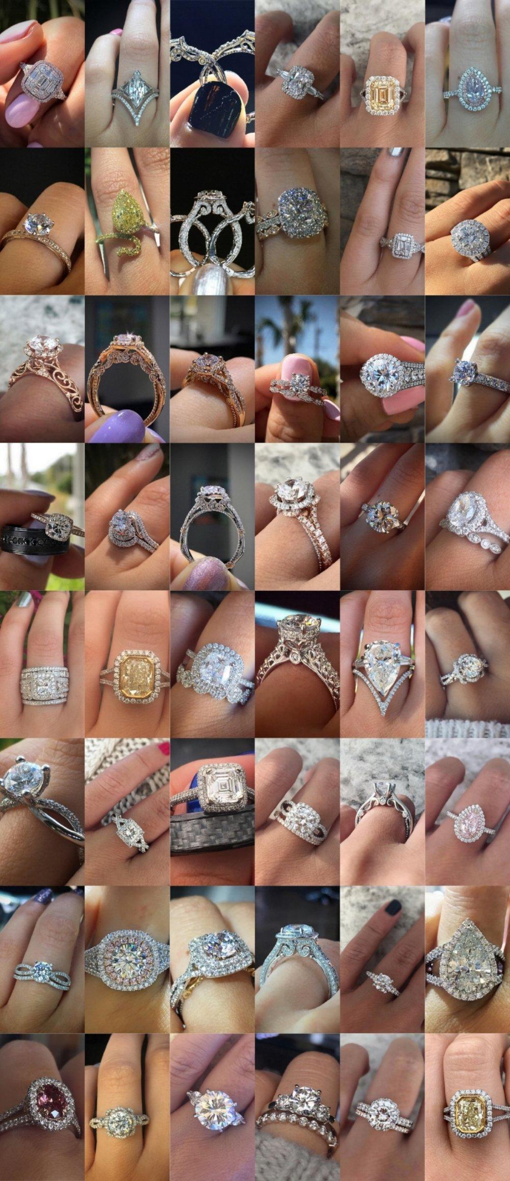 💍 49 Exceptional Diamond Engagement Rings @raymondleejwlrs