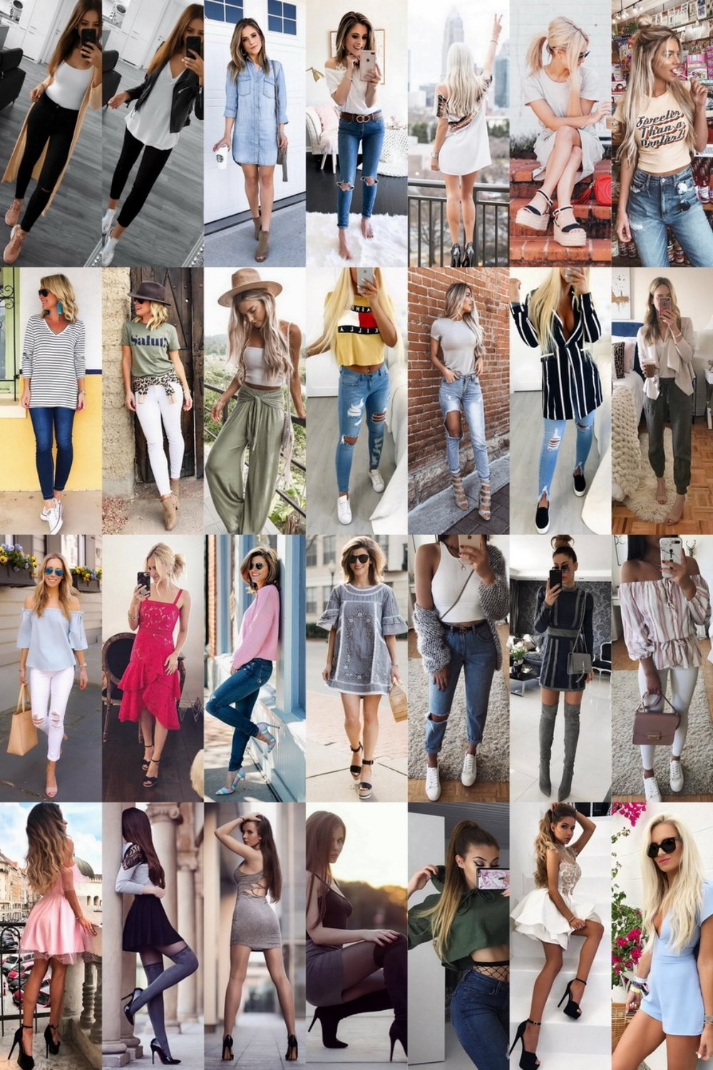 28 Cute #Outfits I Want You To Try On Now