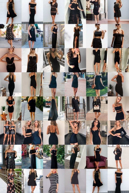 46 #LBD Dresses On My Masterlist