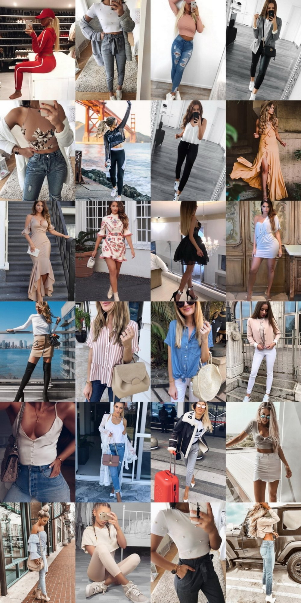 24 Cute Outfits That