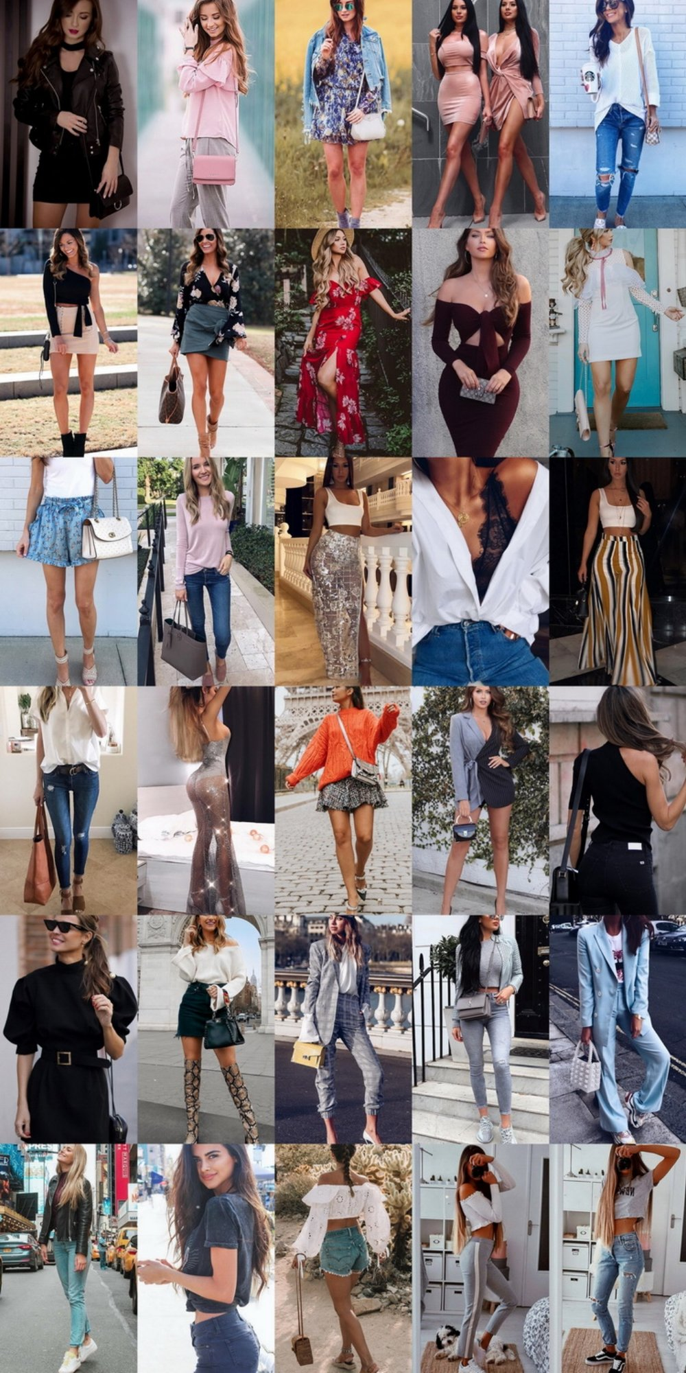 30 Styles I'm Ripping Off Soon
