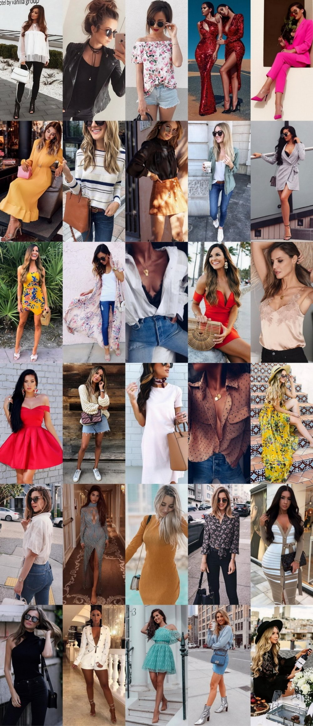 30 Spring Outfits Meet Me In The Dressing Room