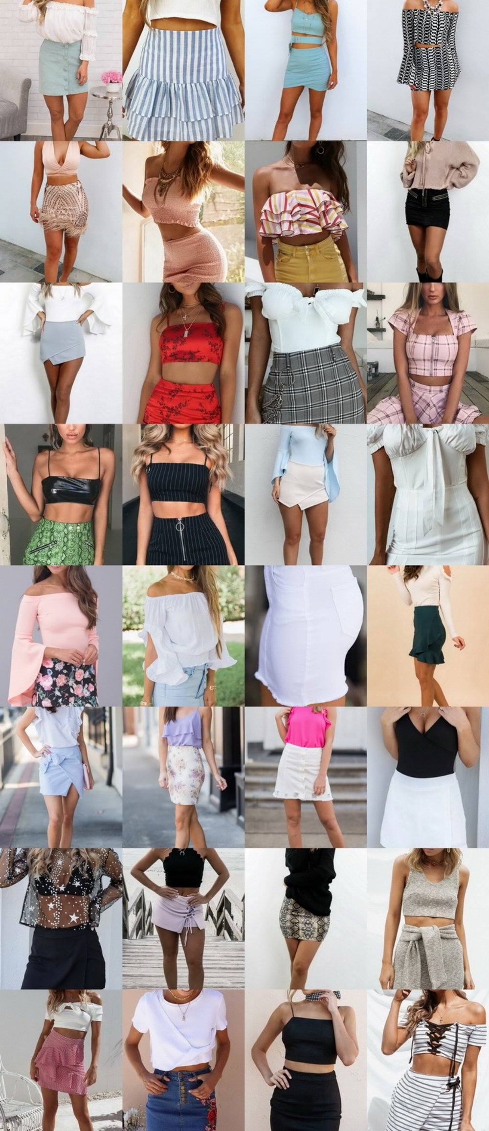 32 Minies I'm Chasing Down For Summer