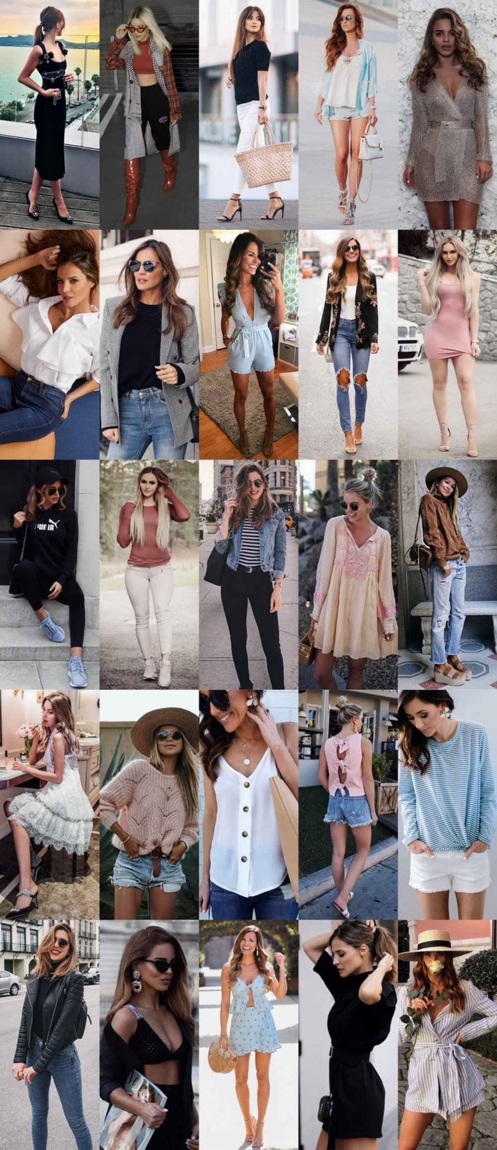25 Spring Street Style Outfits To Snag Now