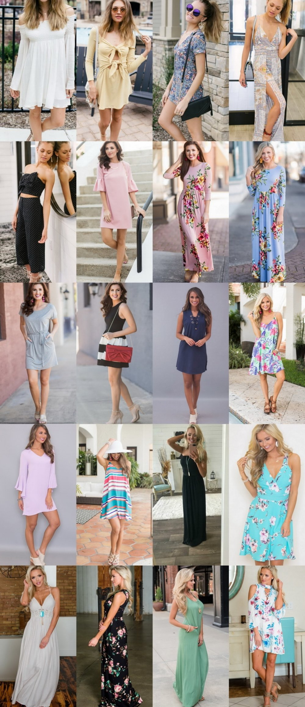 20 Gorgeous Dresses I Need In My Life RN
