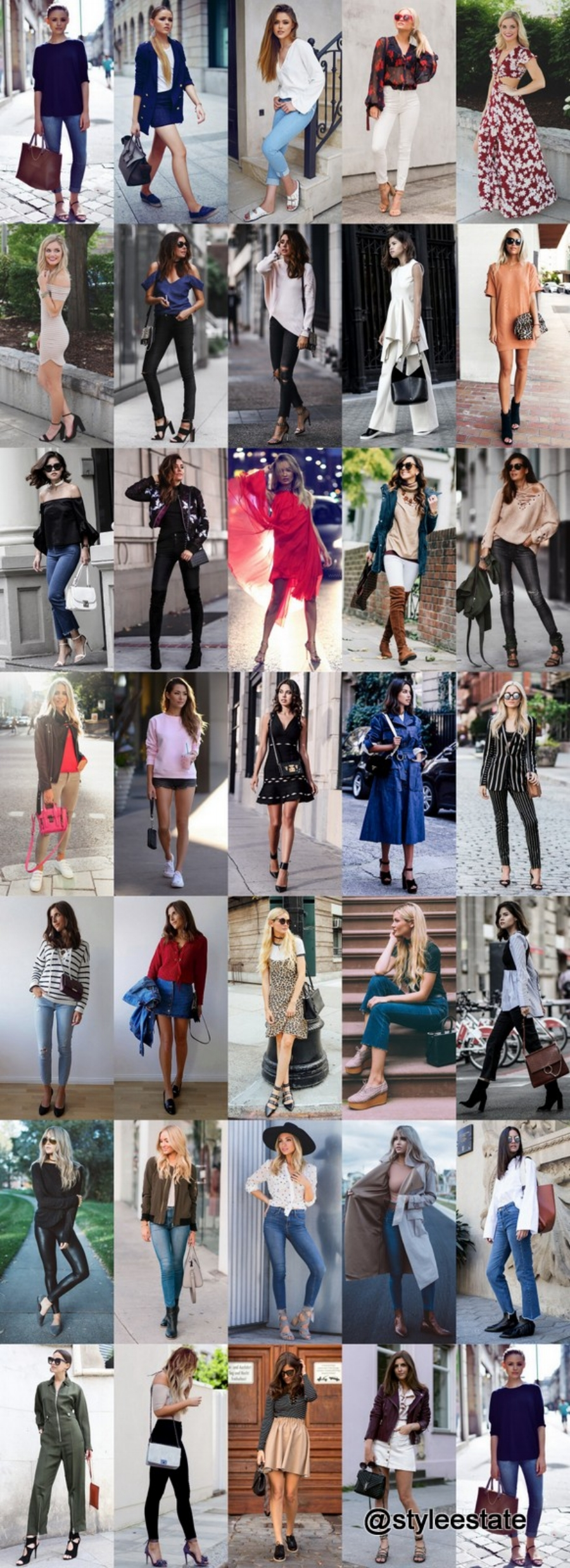 👀What's Trending📈🆙 34 Outfits (🍁/❄️)