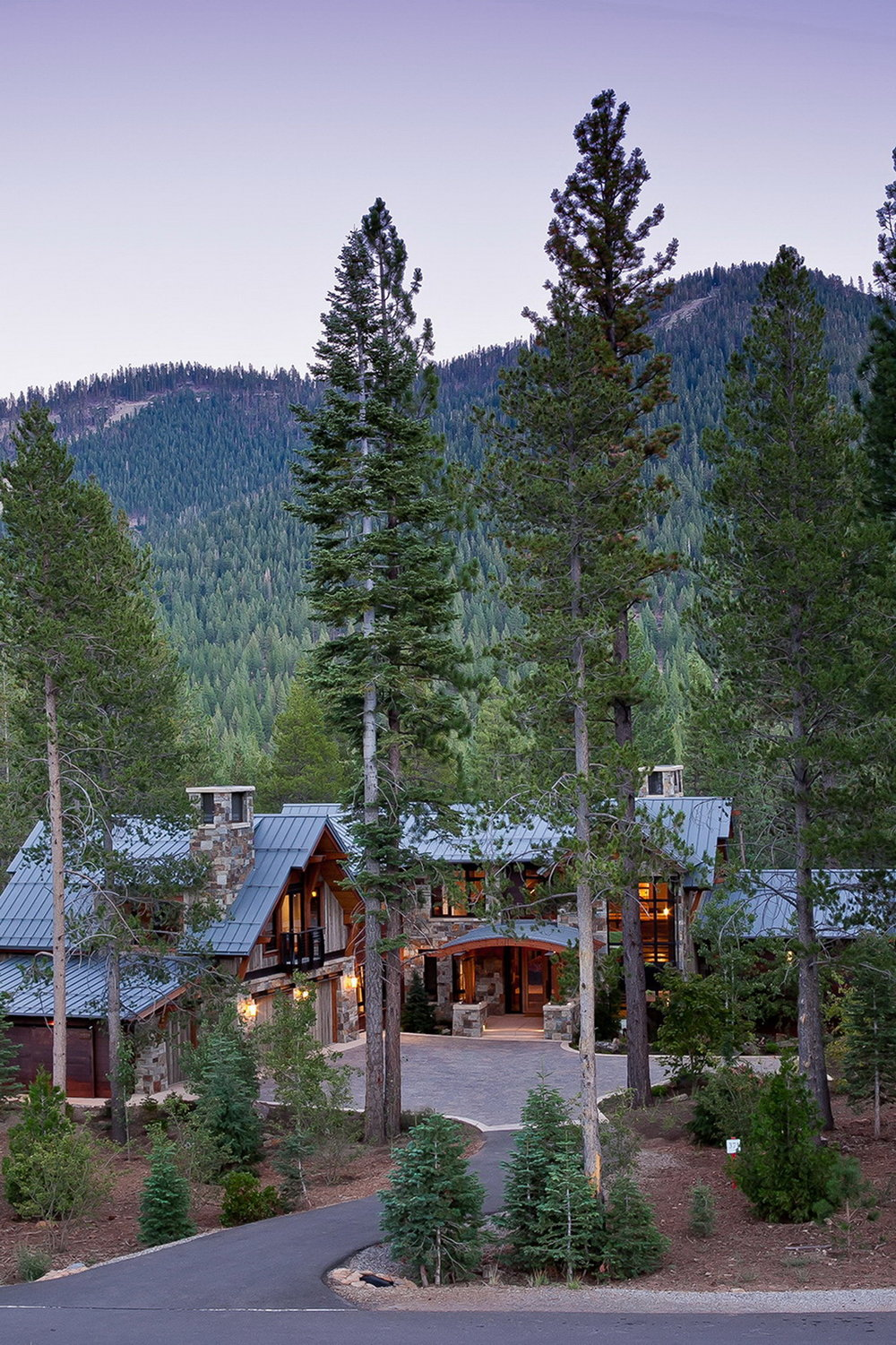 Martis Camp Lot 371 by Kelly And Stone Architects