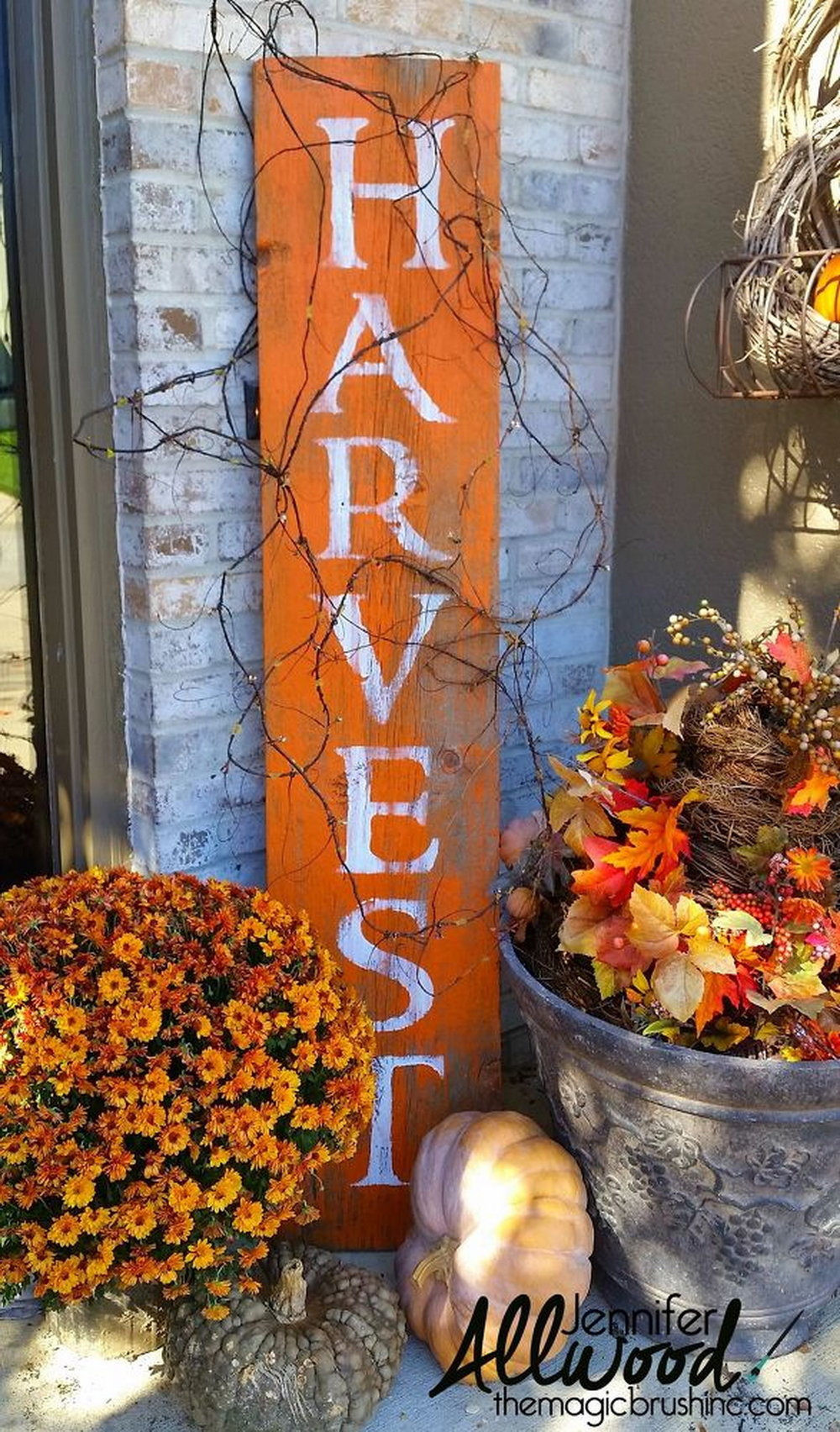 49 Inviting Fall Front Porch Ideas You Need To See