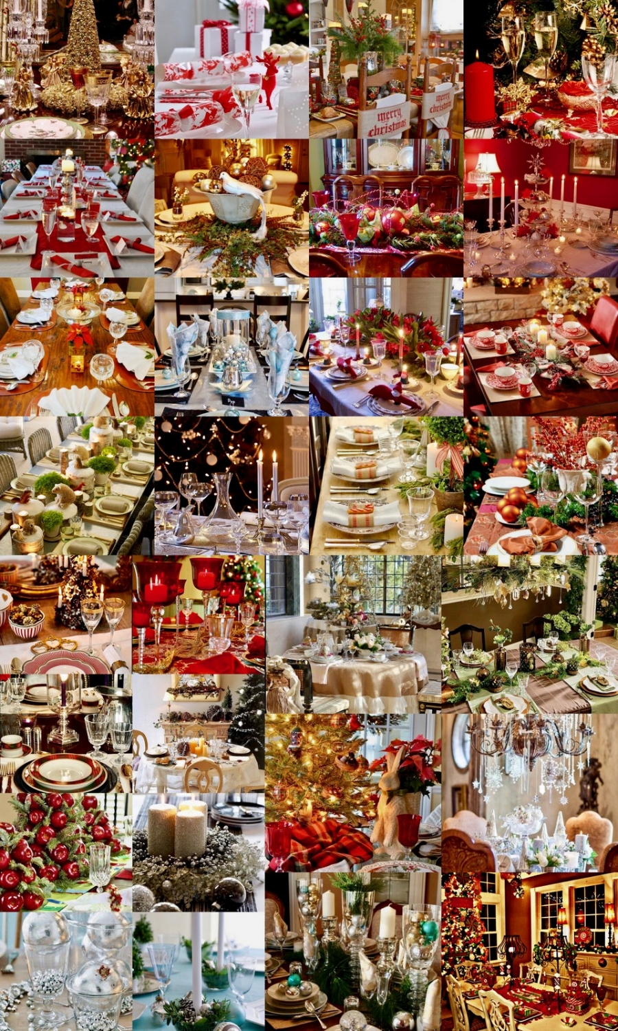 Top 150 Christmas Tables (2/5)🎄