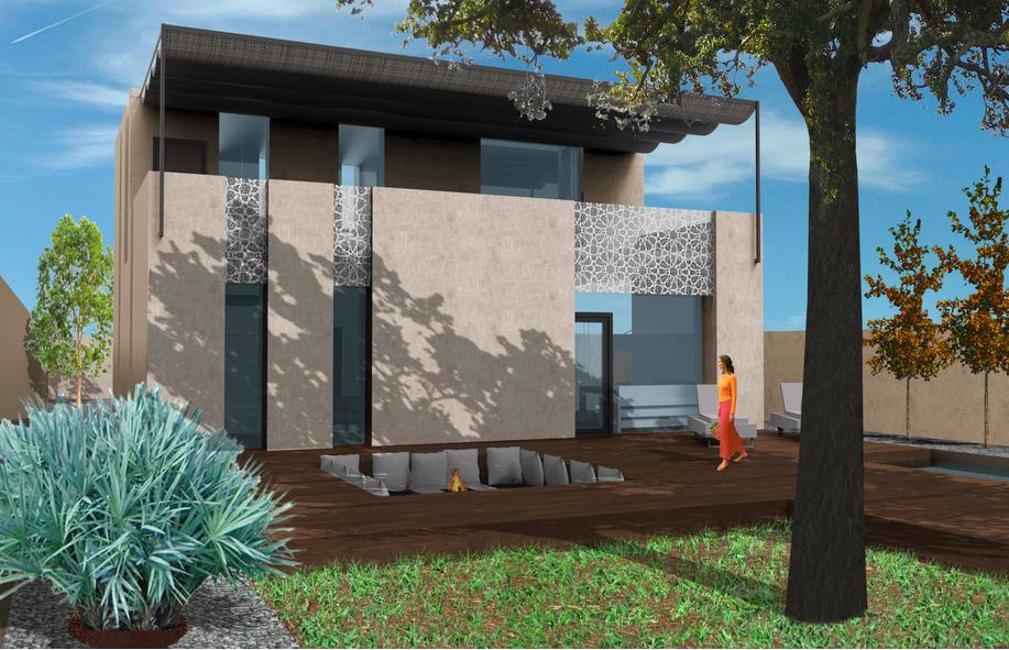 Scheme 2 : Courtyard